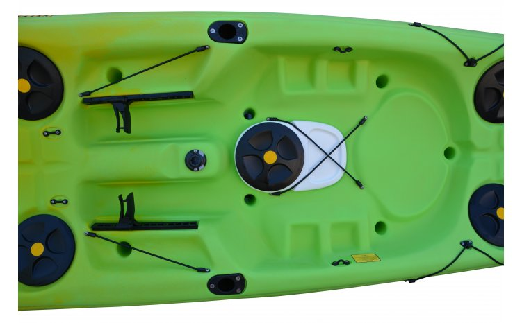 Waterproof Hatches and Mini Tackle Pods